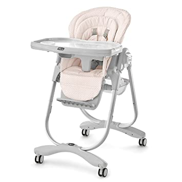 Beau Chicco Polly Magic High Chair, Lilla