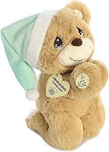 "Aurora - Precious Moments - 10"" Charlie Prayer Bear"