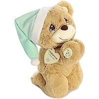 Aurora World Precious Moments Charlie Prayer Bear with Sound Now I Lay Me Down to Sleep Plush