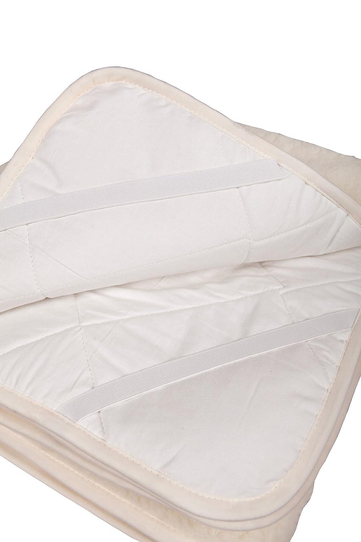 Amazon.com: Merino wool Mattress Protector Pad Wool Sheet Woolmark certified!! Reversible Mattress Topper Luxury & Warm & Reversible 100% Merino Wool ...