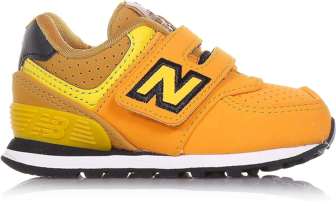 new balance niño 574 amarillas