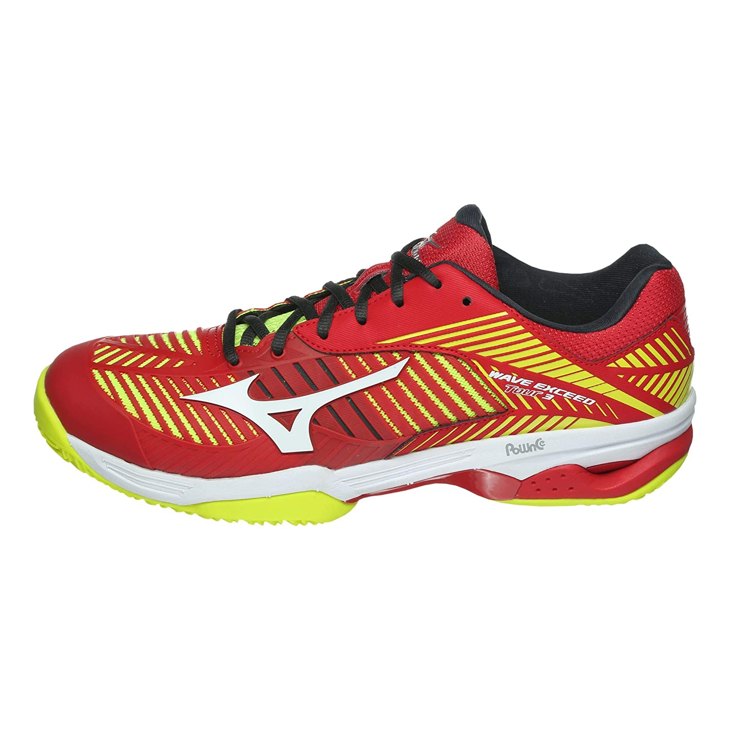 Mizuno Wave Exceed Exceed Exceed Tour CC rot gelb 61 gc187462 da2b0a