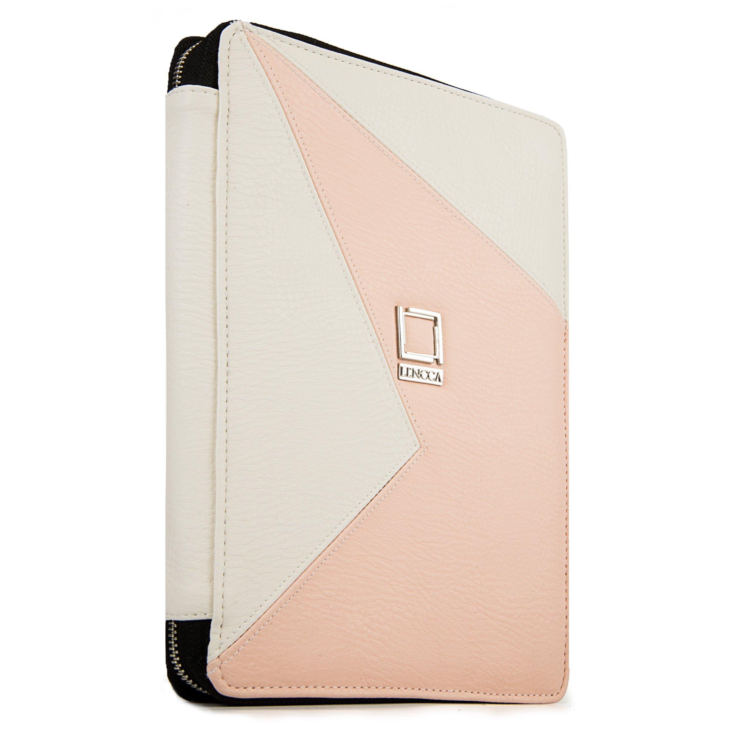 Lencca Minky Portfolio Briefcase for RCA Cambio W101 10.1-inch Tablet
