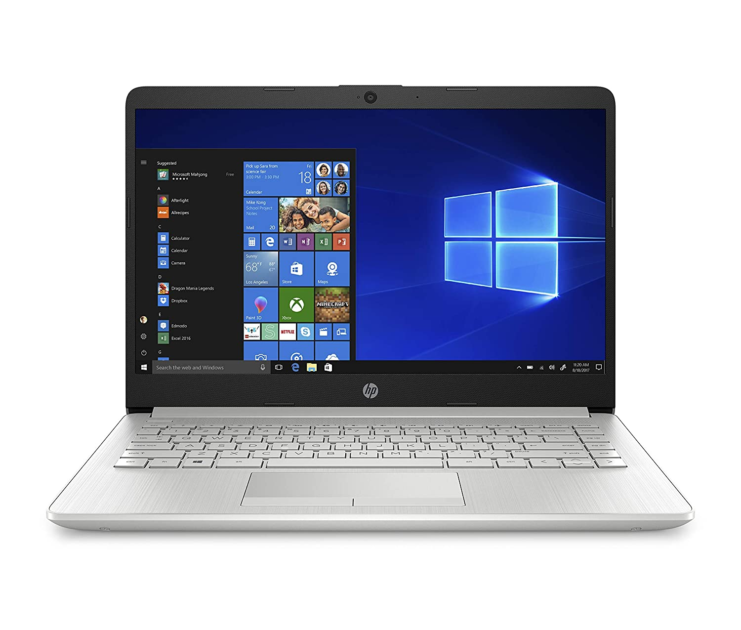 HP 14s – cr2000tu laptop