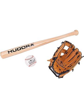 892a07128c1d3 Hudora 73000 - Juego infantil de accesorios para béisbol
