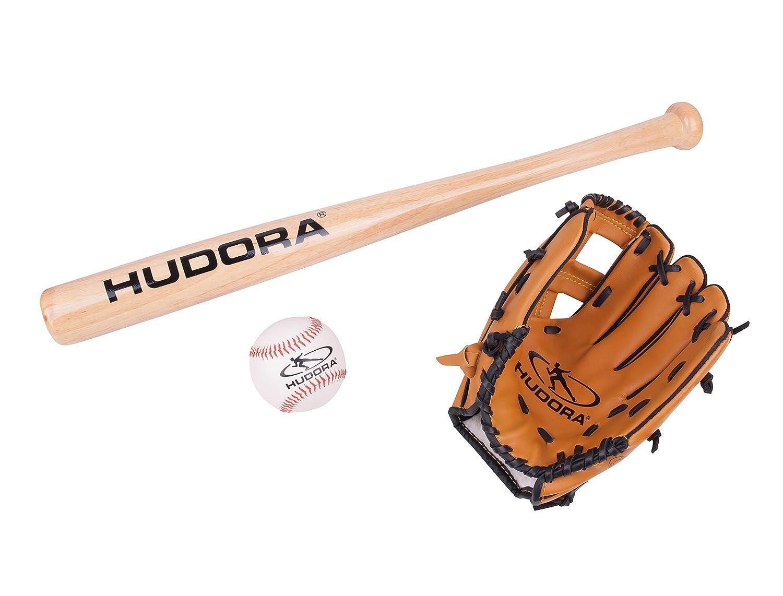 Hudora 73000 - Juego infantil de accesorios para béisbol 73000/01