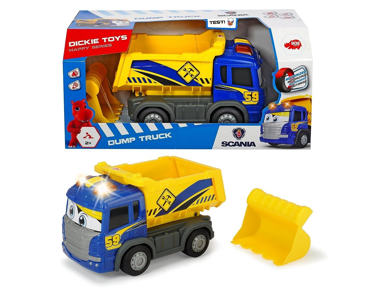 Camión es Cm3816001Amazon De Basura Scania25 Dickie KFlc51uTJ3