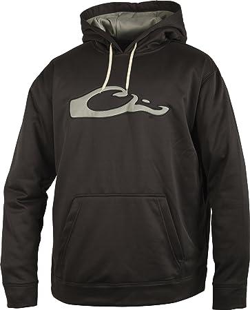 076970f5270b7 Amazon.com: Drake Men's MST Performance Hoodie: Clothing