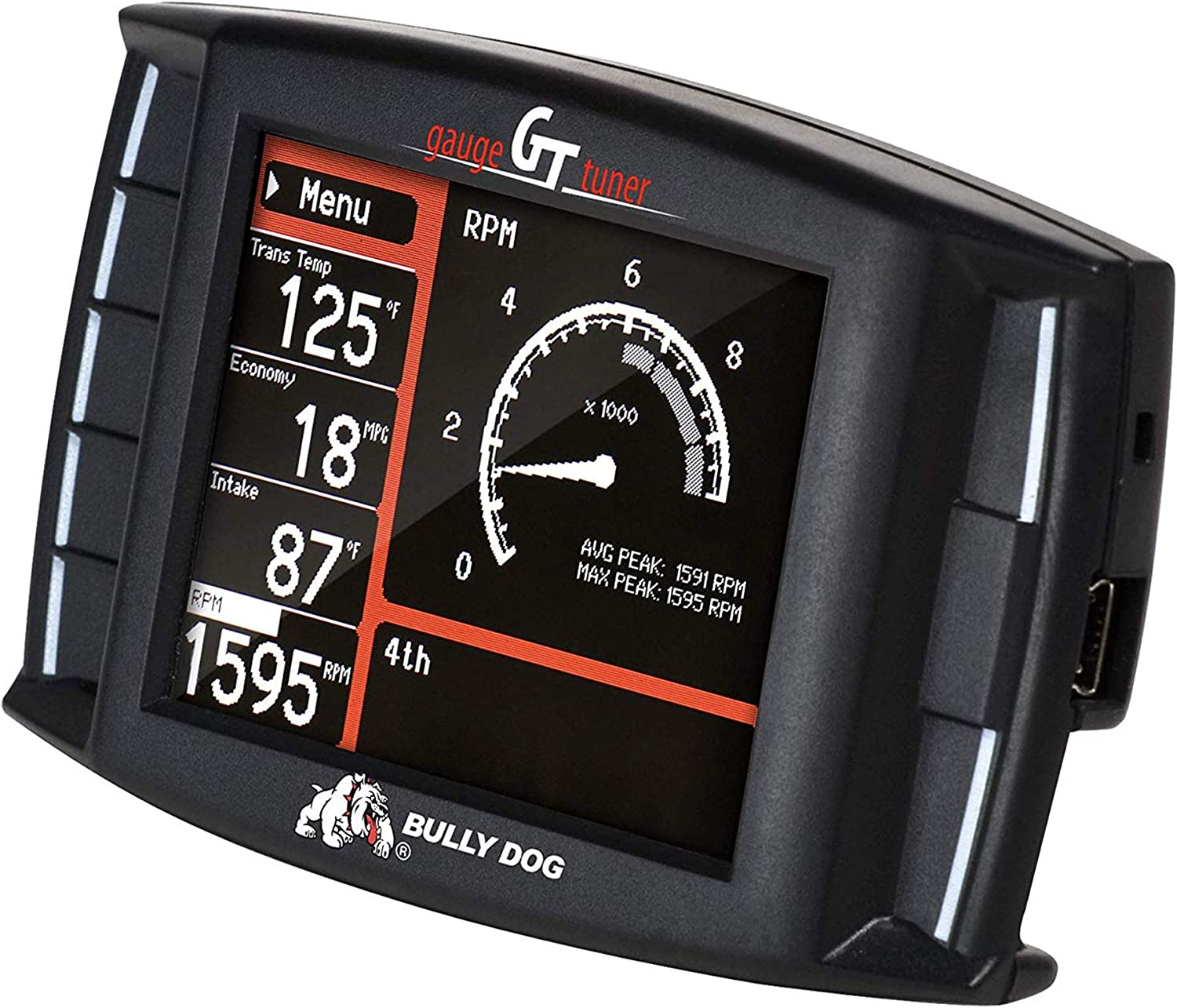 Bully Dog 40420 - GT Diesel Tuner and Monitor
