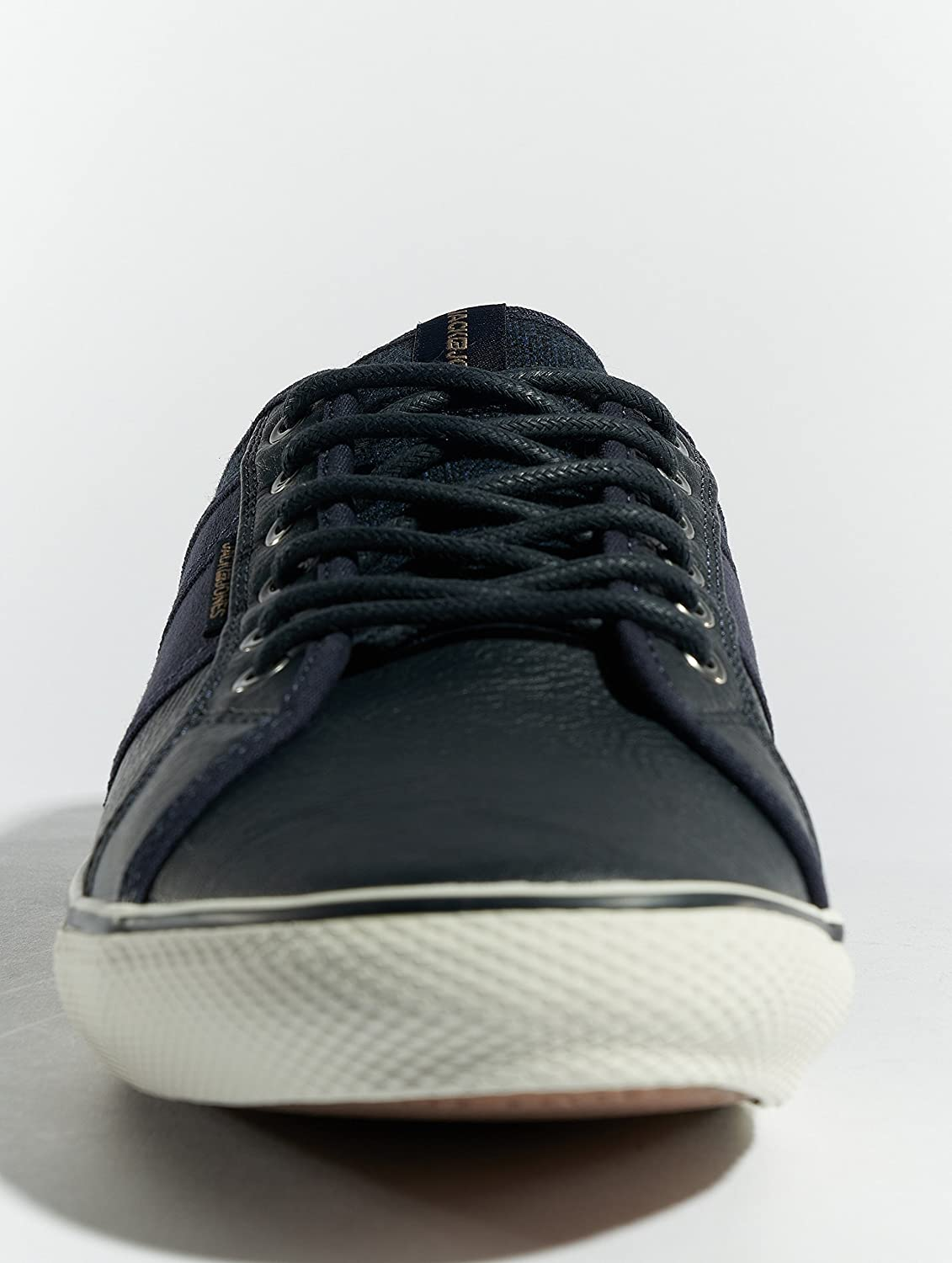 JACK & JONES Mix Herren Sneaker jfwRoss PU Mix JONES Blau 5f2ad6