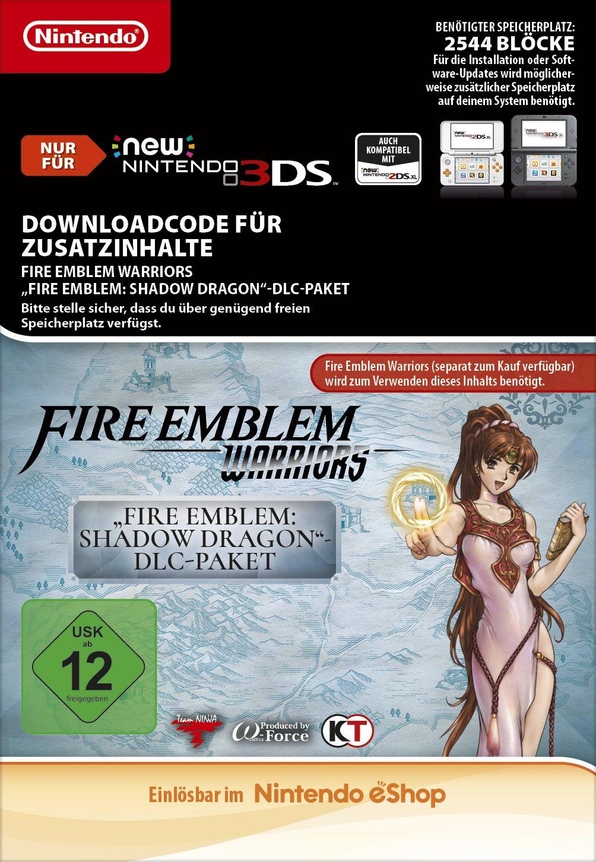 FE Warriors: Fire Emblem Shadow Dragon Pk | New 3DS - Download Code