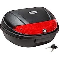 TecTake 800567 - Top Case universel pour Moto, Scooter, Quad, Buggy - Diverses Tailles au Choix (Type 2 | No. 401481)