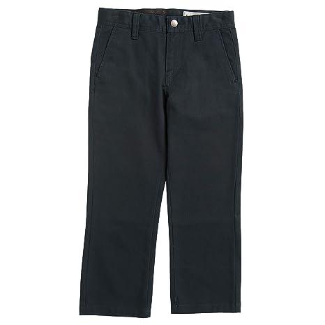 e9a371704b0fa1 Amazon.com: Volcom Boys' Frickin Modern Stretch Chino Pant: Clothing