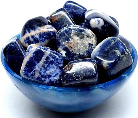 Blue Sodalite Natural Gemstone