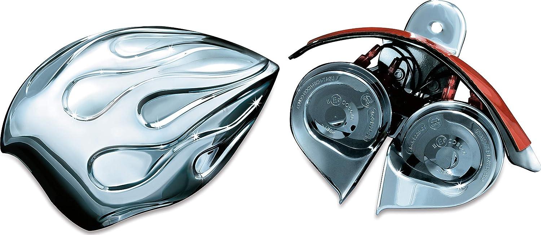 Kuryakyn 7714 Flame Horn Cover