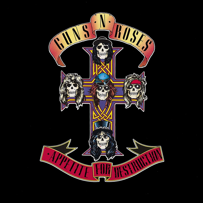 Appetite For Destruction: Guns N Roses, Guns N Roses: Amazon.es ...