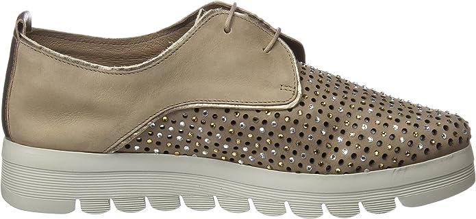 24 HORAS 23574, Zapatos de Cordones Oxford para Mujer