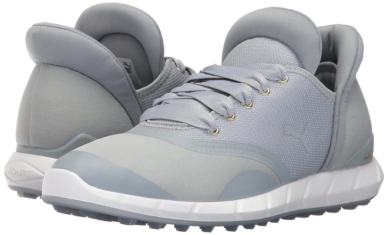 PUMA Golf Women's Ignite Statement Golf Shoe B06WVCCB83 5.5 B(M) US|Gray Violet/Quiet Shade
