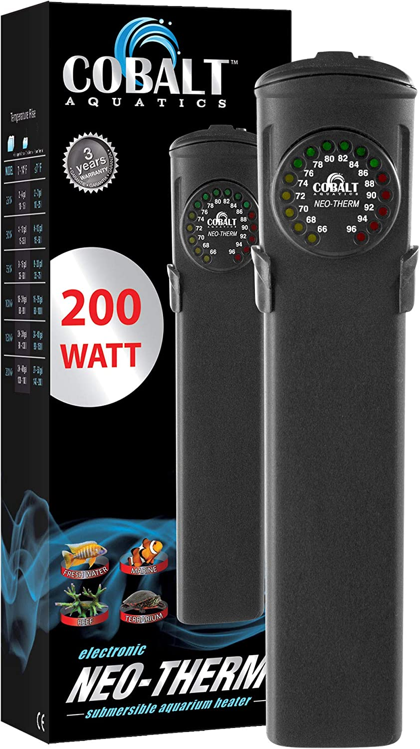 Cobalt Neo-Therm Best Aquarium Heater
