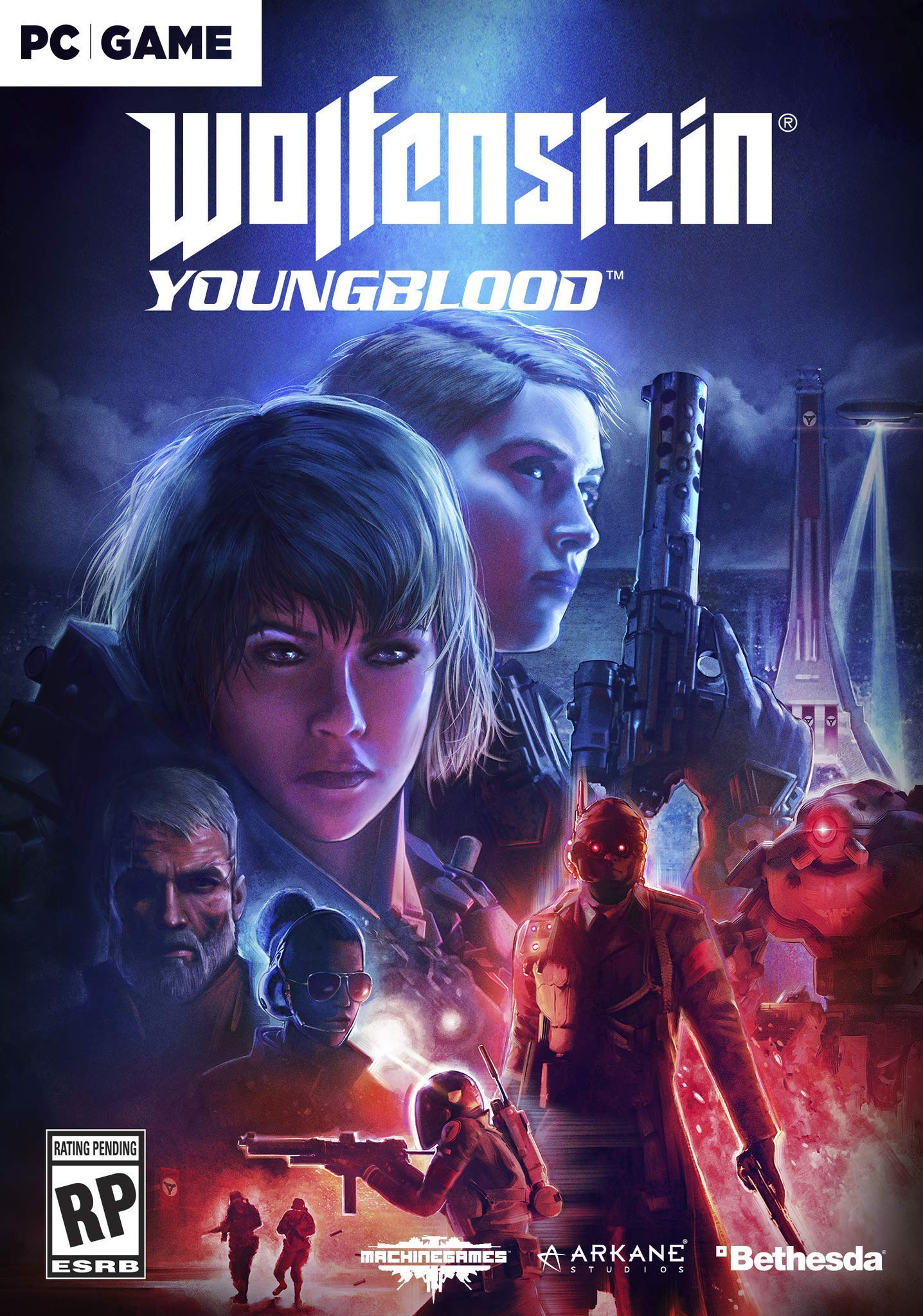 Wolfenstein: Youngblood - Standard Edition - Pre-load [Online Game Code]