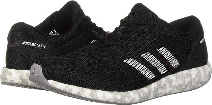 Especificidad cúbico Ocurrencia  Amazon.com | adidas Men's Adizero SUB2 Running Shoe | Running