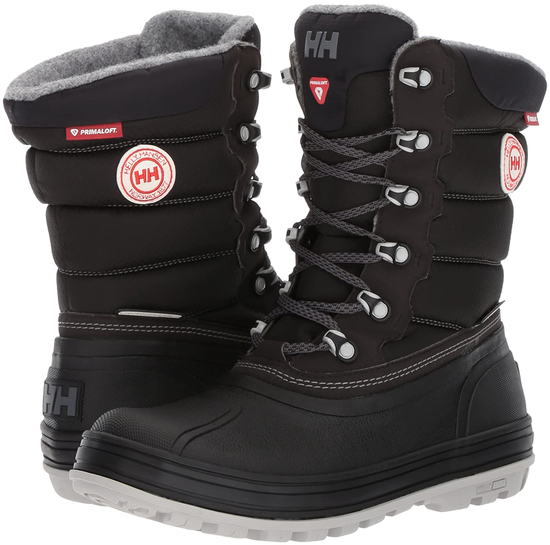 Helly Hansen Women's Tundra CWB Winter US|Jet Boot B06W2FT8SD 7.5 B(M) US|Jet Winter Black/Charcoal/Ang e80829