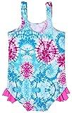 ATTRACO Baby Girls One Piece Swimwear Scoop Neck