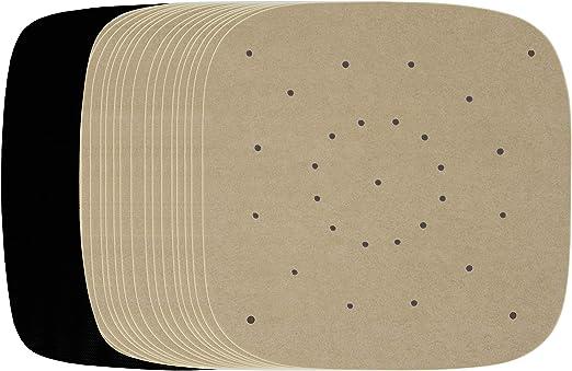 Air Fryer Unbleached Parchment Paper for Philips NuWave Brio Chefman /& More
