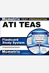 ATI TEAS Flashcard Study System: TEAS 6 Test Practice Questions & Exam Review for the Test of Essential Academic Skills, Sixth Edition (Cards) Paperback