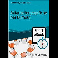 Mitarbeitergespräche bei Burnout (Haufe Fachbuch 4243)