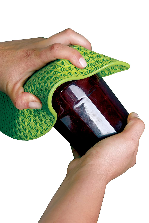 Charles Viancin Honeycomb Pot Holder Green