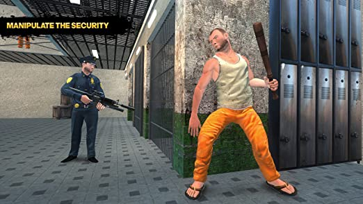 Amazon.com: Prison Escape Hard Time Police Survival Simulator Mission: Prisoner Jail Breakout In Alcatraz Cell Thrilling Action Adventure Sim Games For Kids ...