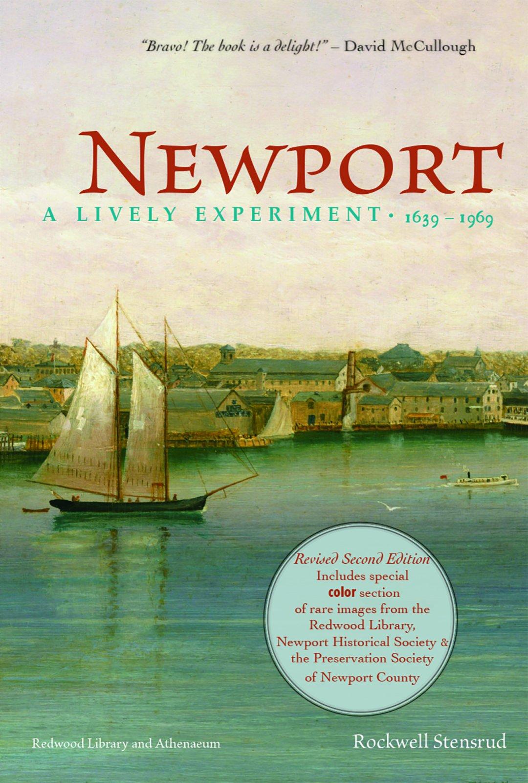 Download Newport: A Lively Experiment: 1639-1969 pdf epub