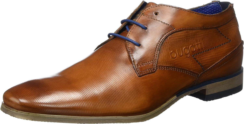 bugatti 312105071100, Zapatos de Cordones Derby para Hombre
