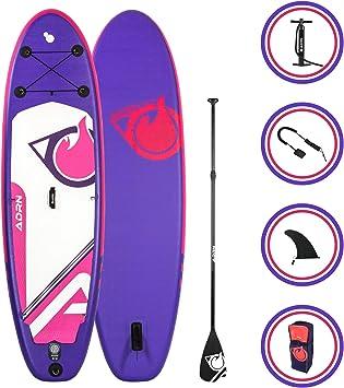 ADRN Tabla Hinchable de Paddle Surf Carver 9 (274 x 76 x 12,7 cm ...