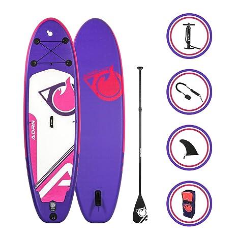 Adrenalin Tabla Hinchable de Paddle Surf Carver 9 x 30 ...