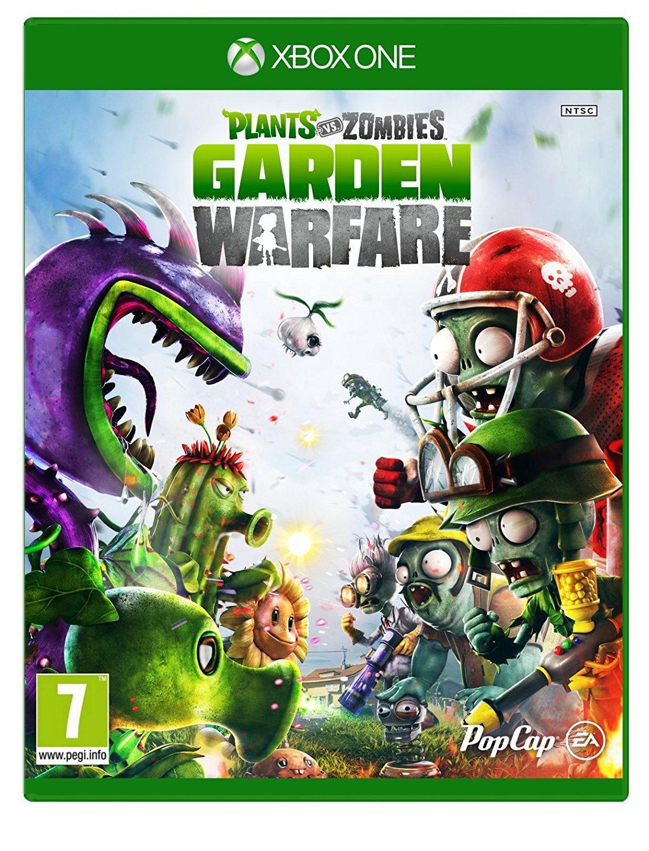 Plants Vs Zombies: Garden Warfare (Xbox One) UK IMPORT