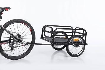 didiosports Remolque de bicicleta transporte carro 20300