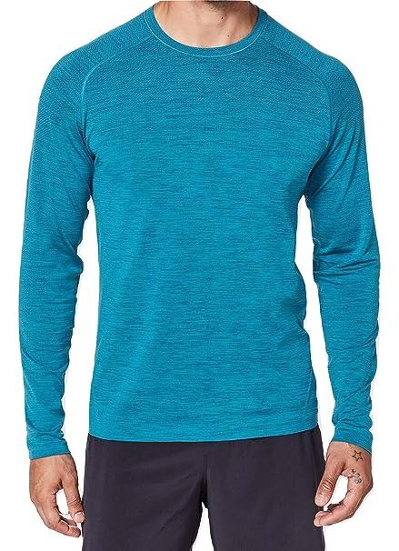 216abb0d8 Lululemon Mens Metal Vent Tech Long Sleeve Shirt