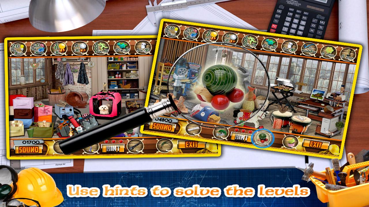 All Hidden Object Games