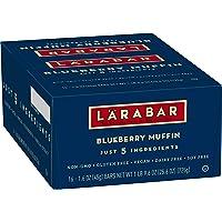 Larabar Gluten Free Bar, Blueberry Muffin, 1.6 Ounce (Pack of 16)