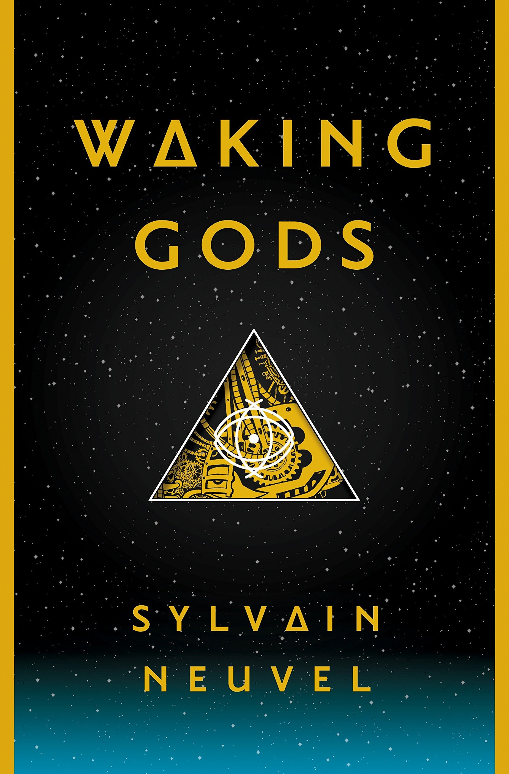 Image result for waking gods cover