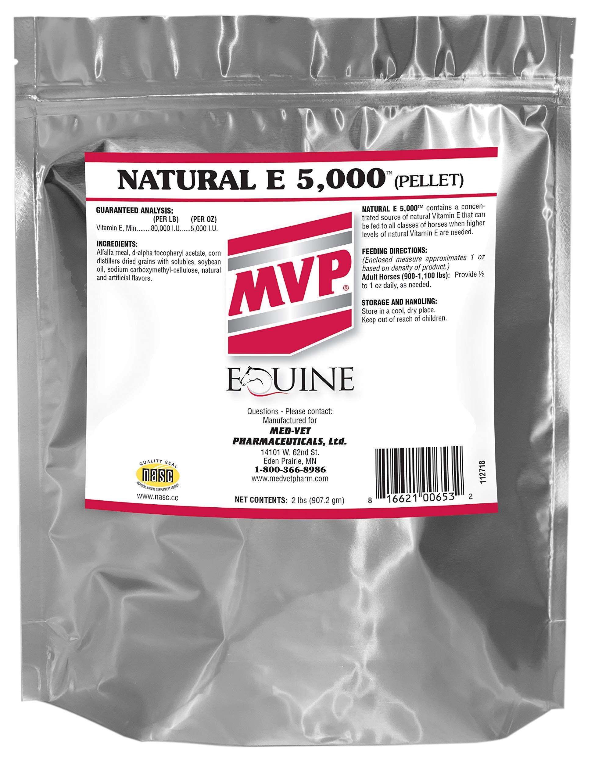 Med-Vet Natural E 5000 Pellets 2 lb by Med-Vet Pharmaceuticals