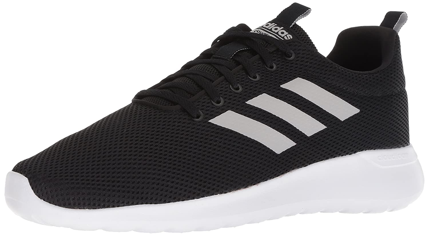 Core Black Grey Two Footwear White Adidas Mens Lite Racer Clean Running shoes