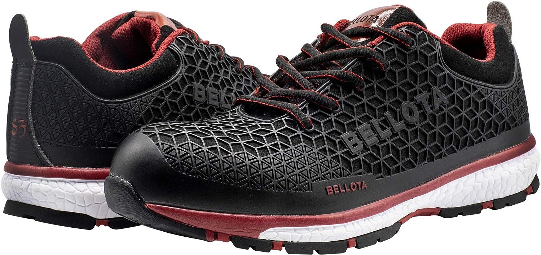 Bellota 72223B43S3 Zapato de seguridad, Negro, 43