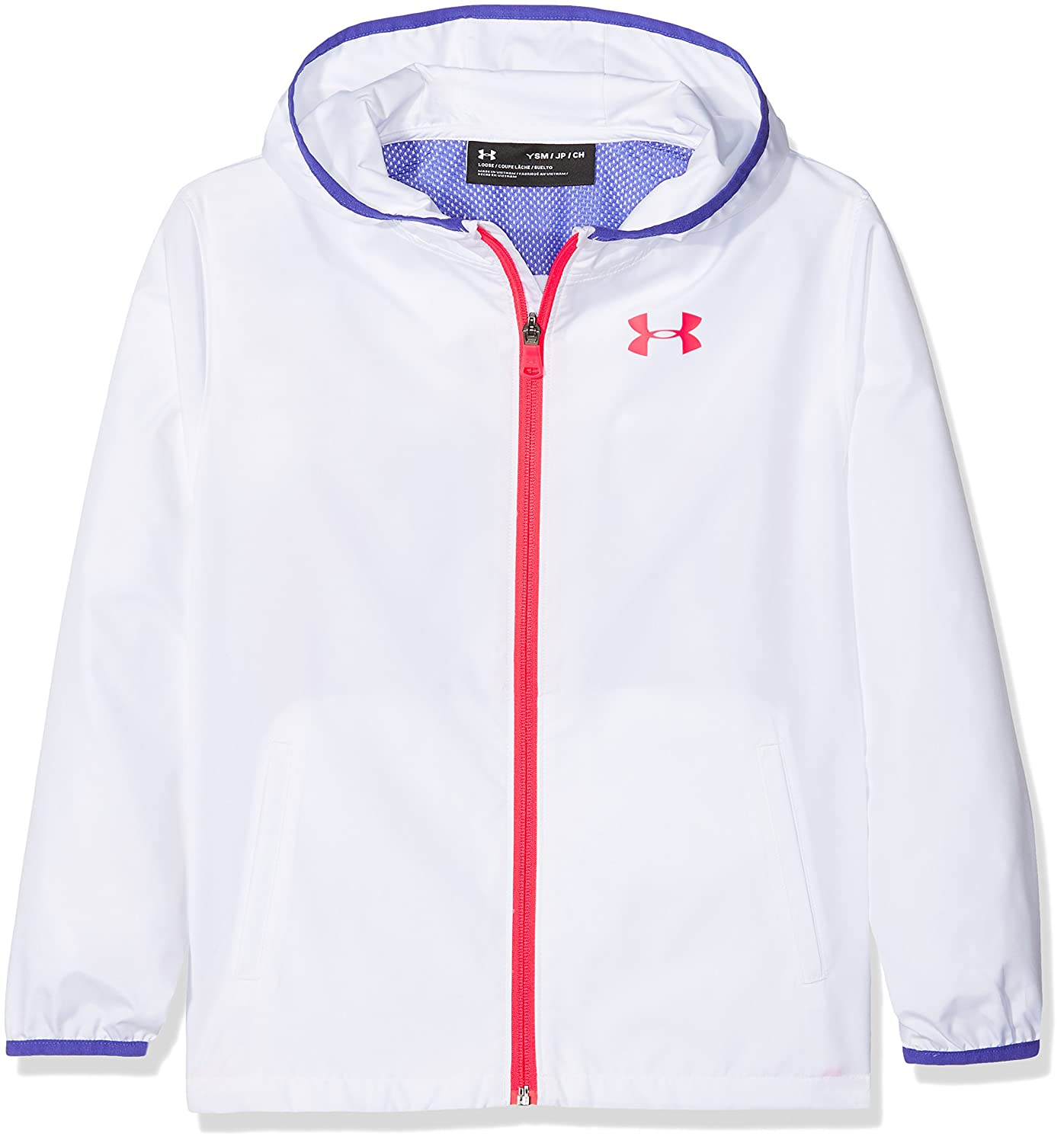 Under Armour Girls' Sackpack Jacket Under Armour Apparel 1309661