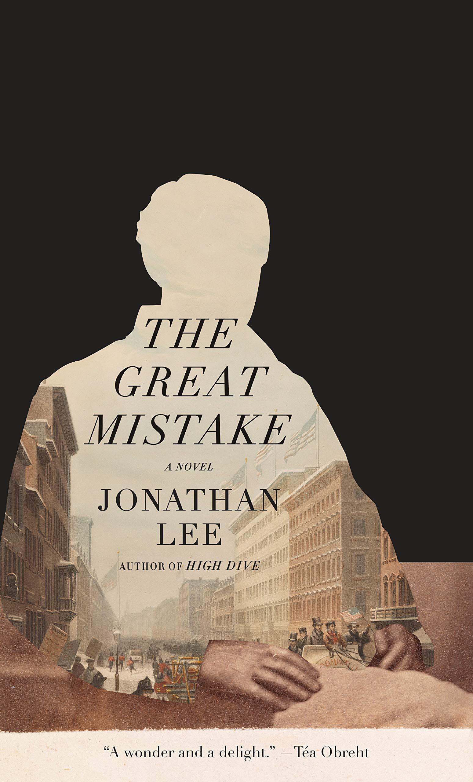 Amazon.com: The Great Mistake: A novel (9780525658498): Lee, Jonathan: Books