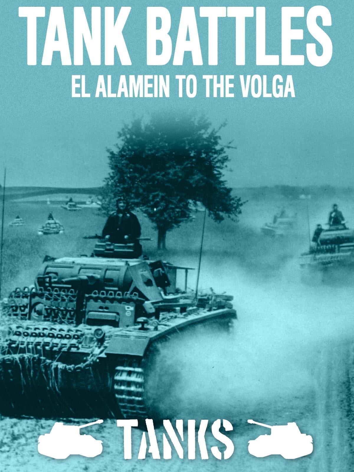 Tank Battles on Amazon Prime Video UK