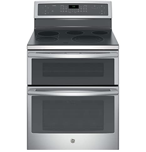 amazon com ge pb960sjss profile 30 stainless steel electric