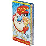 The Ren & Stimpy Show: The First and Second Season (Uncut)
